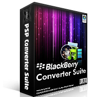 <p> 	BlackBerry Converter Suite is a simple yet excellent tool for BlackBerry phones. There are two converter software combined into one program: DVD to BlackBerry Converter and BlackBerry Video Converter.The program supports almost all video formats you have ever heard: AVI, MPEG, MPG, WMV, MOV, WMV, etc. With this fantastic tool, you can even set video size, bit rate and frame rate. Let all on movie ever and after.</p>