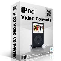 Aviosoft iPod Video Converter Screen shot