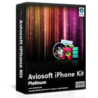 Aviosoft iPhone Kit Platinum Screen shot