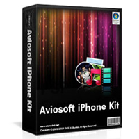 Aviosoft iPhone Kit Screen shot