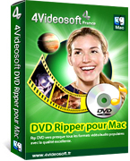 4Videosoft DVD Ripper Pour Mac coupon