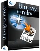 <p> 	Convert Blu-ray movies to MKV format.</p>