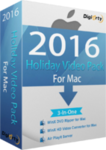 WinX 2016 Holiday Video Pack for Mac  Download