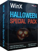 WinX Halloween Special Pack | for 5 PCs