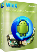 WinX Mobile Video Converter | Digiarty Software