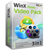 WinX Family Video Pack (for 2 PCs)