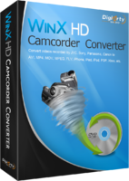 WinX HD Camcorder Video Converter | Digiarty Software