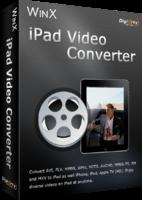 WinX iPad Video Converter discount coupon