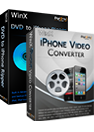 WinX iPhone Converter Pack (Holiday Discount) | Digiarty Software