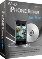 WinX iPhone Ripper for Mac | Digiarty Software
