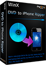 WinX DVD to iPhone Ripper coupon code