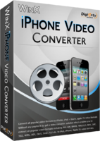 WinX iPhone Video Converter discount coupon