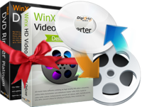 WinX DVD Video Converter Pack discount coupon