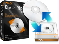 WinX DVD Ripper Platinum for 1 PC (Holiday Deal)