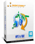 Softdiv MP3 to WAV Converter discount coupon
