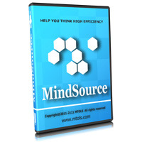<p>MindSource is a mindmap tool used to represent words, ideas, tasks, or other items linked to and arranged around a central key word or idea.</p>