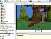<p>Mama is an educational programming language and  development environment designed to help young students start programming by building 3D animations and games.</p> <p><span>This product includes software developed by Carnegie Mellon University</span></p>