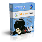 Movkit DVD to iPod Ripper discount coupon