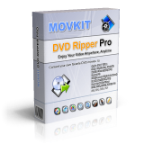 MovKit DVD Ripper Pro discount coupon