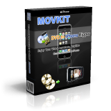 Movkit DVD to iPhone Ripper