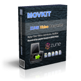 Movkit Zune Video Converter