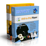 <p>Movkit iPod Suite is a powerful converter suite supporting all video format file,you can  easily convert them to iPod.You can view output in the program using Preview feature  before converting.</p>