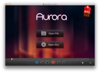 Aurora Blu-ray Player for Mac (One Year) discount coupon