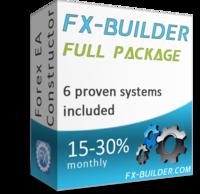Fx-Builder discount coupon