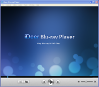 iDeer Blu-ray Player for Windows (Full License + 1 Year Upgrades)