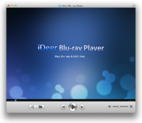 iDeer Mac Blu-ray Player (Full License + 1 Year Upgrades) discount coupon