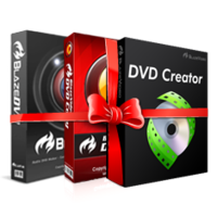 DVD Creator + BlazeDVD Pro + DVD Copy