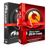 BlazeDVD Pro + DVD Copy up to 50% off discount coupon code