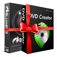 BlazeDVD Pro + DVD Creator up to 50% off discount coupon code