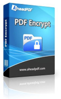<p> 	Ahead PDF Encrypt is a powerful tool that allows you to protect existing PDF files, set permissions, add user and owner password, set descriptions.</p>