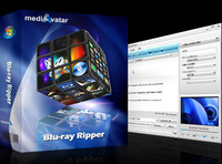 <p>mediAvatar Blu Ray Ripper helps you rip and convert blu-ray disc to video files in popular HD or common formats such as H.264/MPEG-4 AVC, AVCHD Video (*.m2ts, *.mts), Apple TV h.264 720P, MKV, HD WMV, MPEG2/MPEG-4 TS HD, AVI, MPEG, WMV, DivX, MP4, H.264/AVC, MKV, RM, MOV, XviD, 3GP, FLV, etc., as well as extract music from blu-ray disc to popular audio formats at high speed.</p>