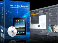 mediAvatar DVD to iPad Converter for Mac coupon