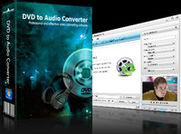<p>mediAvatar DVD to Audio Converter can extract DVD audio track to MP3, WAV, AAC, AC3, OGG, RA, WMA or SUN AU audio format easily and fast with excellent quality. It provides more smart tools and featured functions for you to perfect your DVD to audio conversion, such as: edit ID3 tag to enrich music information, retrieve DVD information from the internet, convert a segment of DVD title or chapter, specify output file size, and so on.</p>