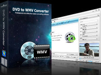 <p>mediAvatar DVD to WMV Converter can rip and convert DVD to WMV video and WMA audio. You can get WMV movie and WMA music from DVD with high quality in a few clicks, and then enjoy the excellent movie and music on your digital player anytime anywhere. With the DVD to WMV converter, you can choose the subtitle, audio and angle for target WMV movie, pick a movie segment from DVD to rip, and retrieve DVD info from online database.</p>