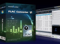 mediAvatar FLAC Converter