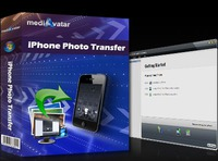 mediAvatar iPhone Photo Transfer coupon