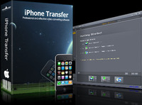 <p>mediAvatar iPhone Transfer can easily export iPhone/iPod songs, videos, podcast, photos and TV programs to local disk, and import files on Mac to iPhone/iPod. mediAvatar iPhone to Mac Transfer is a professional  iPhone/iPod to Mac transfer, is also designed to convert DVDs/music/videos/photos to iPhone/iPod on your Mac.</p>