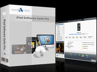 <p> </p> <p>As multifunctional iPod transfer Mac software, mediAvatar iPod Software Suite Pro for Mac can transfer iPod music, videos, photos and books from Mac to iPod, iPod to Mac and iPod to iTunes. And this iPod backup Mac software is also CD ripper Mac, DVD to iPod converter for Mac, iPod video converter for Mac and iPod music converter for Mac, which can transfer almost any CDs, DVDs, videos & music to iPod directly. Additionally, this iPod transfer Mac software can manage multiple iPod/iPhone devices simultaneously and share music/videos/books/ringtones among them. The movies shot by iPod touch 4 and iPhone 4 can be exported to your computer for backup.</p> <p>What's more, this iPod software Mac supports downloading, converting and transferring online videos from YouTube, Metacafe, Dailymotion, Revver, Vililife, BREAK, Vimeo, Stickam, Blip.tv to iPod. All features applies to iPhone as well.</p> <p>Have a free trial of mediAvatar iPod Software Suite Pro Mac now. Managing your iPod on Mac has never been easier!</p> <p> </p> <p>mediAvatar iPod Software Suite Pro for Mac</p>