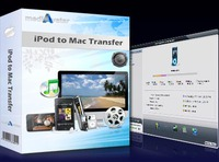 mediAvatar iPod to Mac Transfer coupon