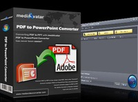 mediAvatar PDF to PowerPoint Converter discount coupon