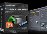 mediAvatar PowerPoint to Video Converter Business coupon code