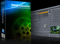 <p>With mediAvatar RMVB Converter, you can easily convert RM, RA, RAM, RMVB formats to other mainstream video formats including AVI, MPEG, MP4, WMV, MOV, VOB, 3GP, etc. Moreover, the multifunctional RMVB converter can extract AAC, MP3, WAV and such audio formats from RM, RA, RAM, RMVB videos, and create video from static photos.</p>