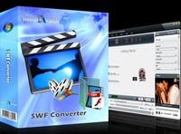 "<p style=""padding: 0px; margin: 0px;"">For video streaming, mediAvatar SWF Converter can convert almost <strong style=""padding: 0px; margin: 0px;"">all high-definition and standard-definition video formats to SWF Flash videos</strong>, e.g. convert AVCHD to SWF, MP4 to SWF, AVI to SWF. And you can even create a HTML page with SWF video embeded from the original video, which can be directly inserted to your blog or website for easier streaming on the internet. Moreover, this SWF converter could also convert different video/audio formats to MP4, MOV videos or MP3, M4A music.</p> <p style=""padding: 0px; margin: 0px;"">With mediAvatar SWF Converter, you can do much more than video to SWF conversion. Extract any video segment, customize the output file size, split large video files, or adjust parameters to your favor before converting videos to SWF.</p>"