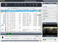 <p>mediAvatar Video Converter for Mac can convert video/audio files of almost all formats, making them compatible with all popular digital devices. Batch-capturing movie screens and creating videos from pictures are also possible. Now you can transfer the converted files to iPod, iPhone, and PSP directly. And this Mac video converter allows you to join/clip/split files, crop, add watermarks/soundtracks, and apply artistic effects before conversion.</p>