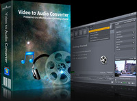 mediAvatar Video to Audio Converter discount coupon