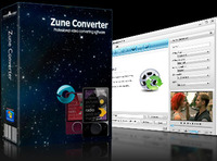 <p>mediAvatar Zune Converter provides an easy and complete solution for Zune users to convert all popular video formats to Zune MP4, MPEG-4 and WMV videos, extract Zune music formats like MP3, WAV, WMA, AAC, M4A from video files, convert other audio formats to Zune audios, and create video from pictures with high speed and excellent quality. Additionally, there're many flexible output ways like trimming, compressing and splitting file.</p>